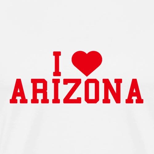 Arizona State Love Home gift idea men Women - Men's Premium T-Shirt