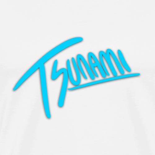 Tsunami - Men's Premium T-Shirt