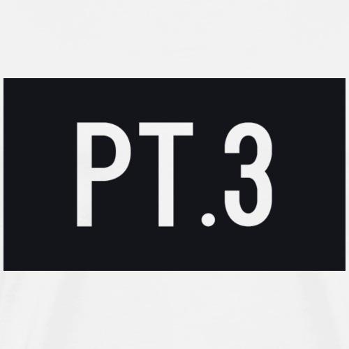 pt.3 apparel - Men's Premium T-Shirt