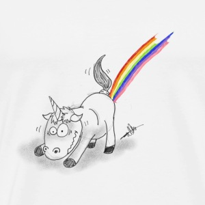Where do Rainbows come from? - Men's Premium T-Shirt