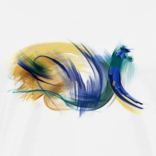 Oil Paints 1 - Men's Premium T-Shirt