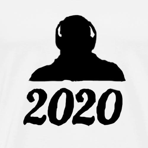 Black Divergence - Men's Premium T-Shirt