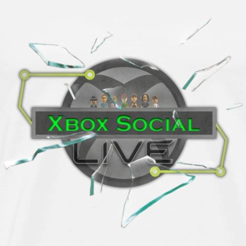 XBoxSocialLive - Men's Premium T-Shirt