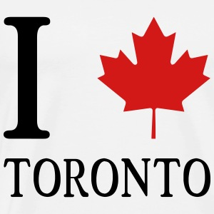 I love Toronto - Men's Premium T-Shirt