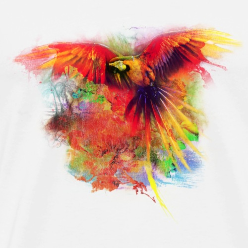 parrot - Men's Premium T-Shirt