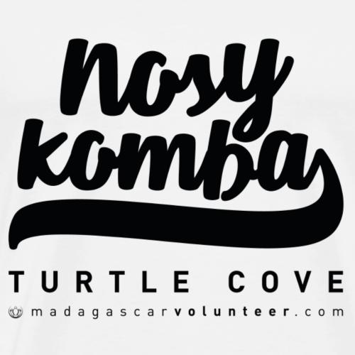 Nosy Komba - Men's Premium T-Shirt