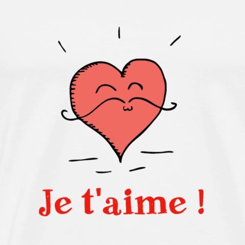 L'amour, toujours ! - Men's Premium T-Shirt