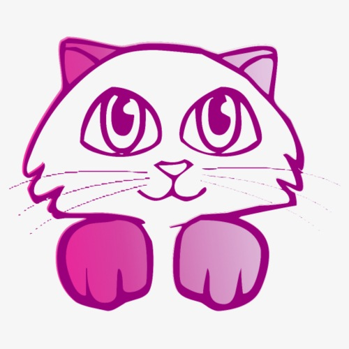 Cat Cute - Men's Premium T-Shirt