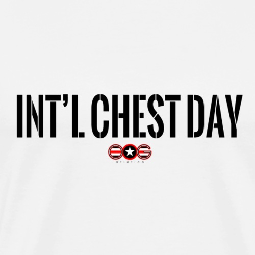 IntlChestDay - Men's Premium T-Shirt