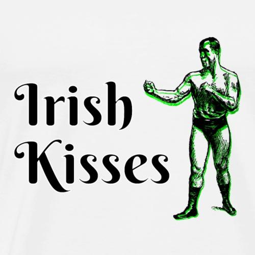 Irish Kisses - Men's Premium T-Shirt