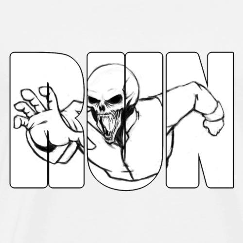 Skull concept design - Men's Premium T-Shirt