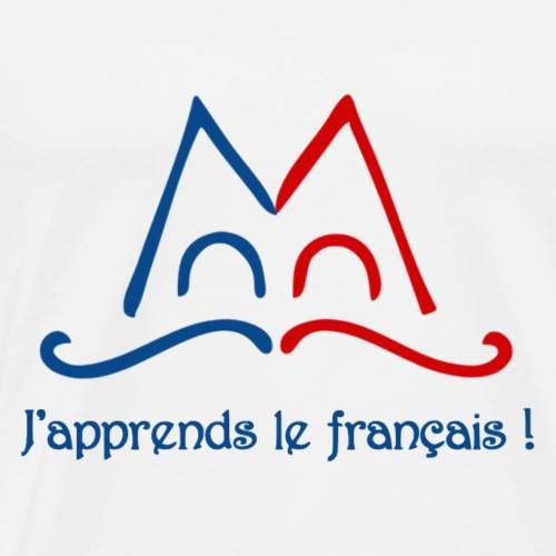 For French learners! - Men's Premium T-Shirt