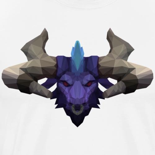 League of Legends Alistar - Men's Premium T-Shirt
