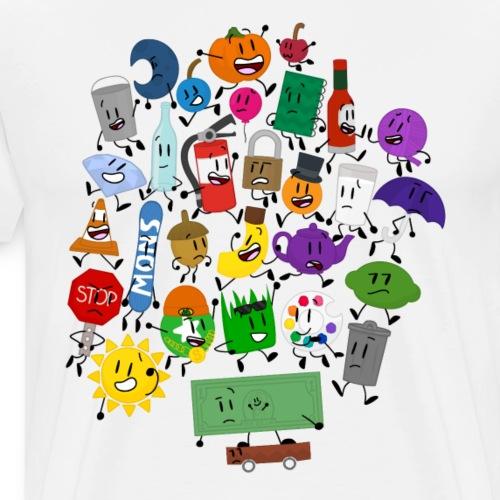 Cast - Men's Premium T-Shirt