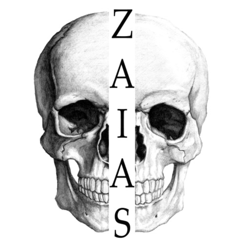 ZAIAS Skull - Men's Premium T-Shirt