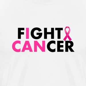 FIGHT CANCER - Men's Premium T-Shirt