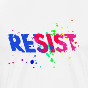 Resist - Men's Premium T-Shirt
