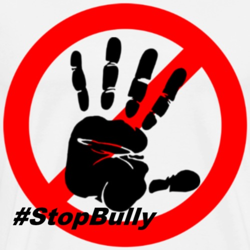 #StopBully - Men's Premium T-Shirt
