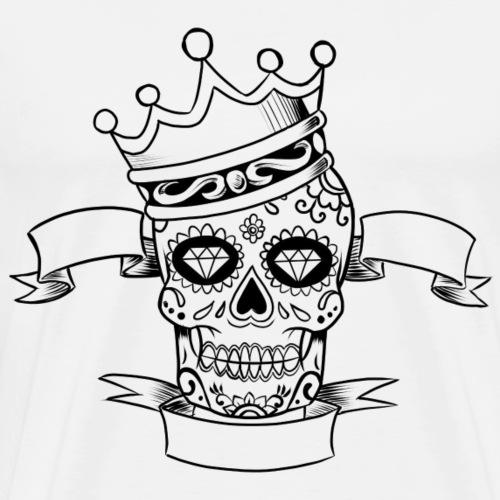Sugar King - Men's Premium T-Shirt