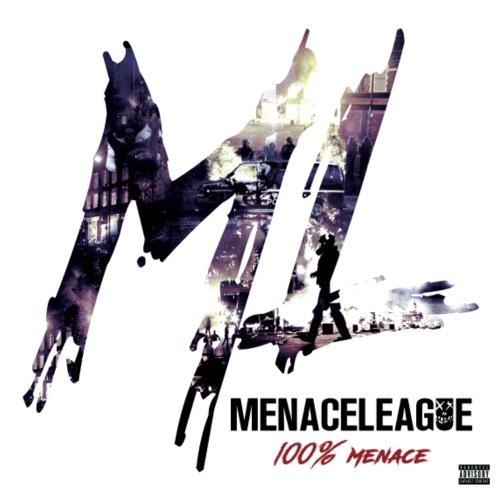 Menace League 100% Menace - Men's Premium T-Shirt