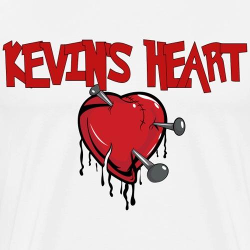 KEVINS HEART - Men's Premium T-Shirt