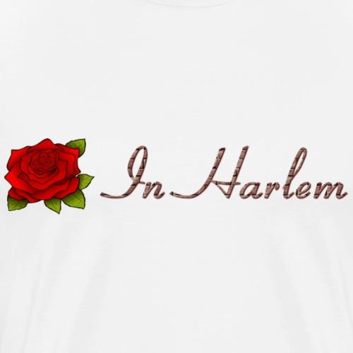 A Rose in Harlem - Men's Premium T-Shirt