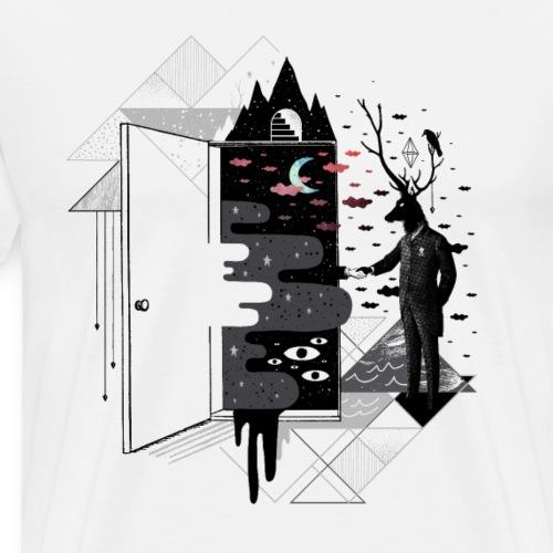 Take It Or Dream It - Men's Premium T-Shirt