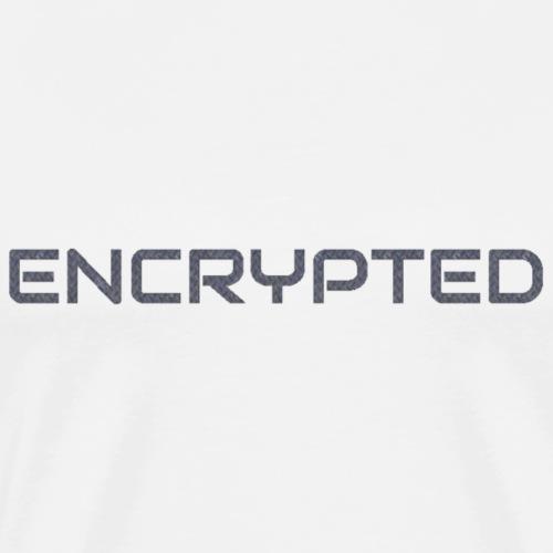 ENCRYPTED - Men's Premium T-Shirt