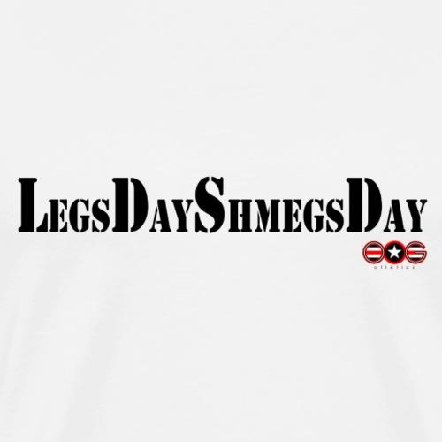 LegsDay - Men's Premium T-Shirt