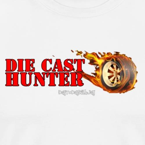 Die Cast Hunter - Men's Premium T-Shirt