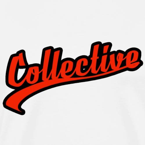 Col cursive - Men's Premium T-Shirt