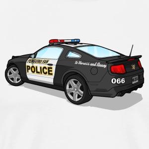 Fan Police - Men's Premium T-Shirt