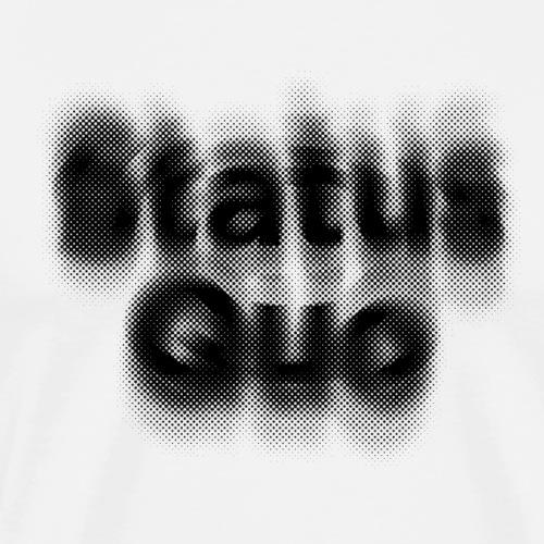 Shaking the Status Quo - Men's Premium T-Shirt