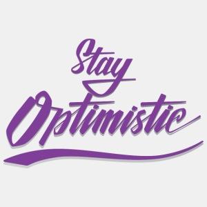 Stay Optimistic - Men's Premium T-Shirt