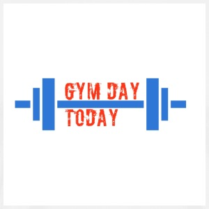 gym_day_today - Men's Premium T-Shirt