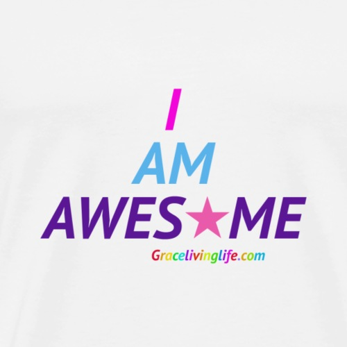 I Am Awesome - Men's Premium T-Shirt