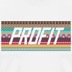 Profit - Aztec Limited Edition - Men's Premium T-Shirt