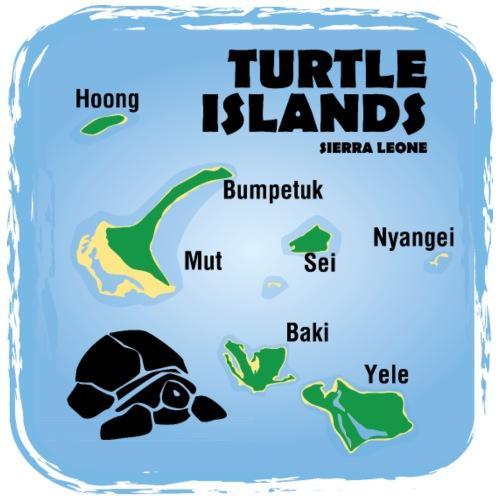 Turtle Islands - Men's Premium T-Shirt