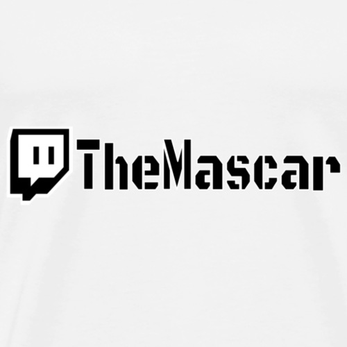 TheMascar LOGO - Men's Premium T-Shirt
