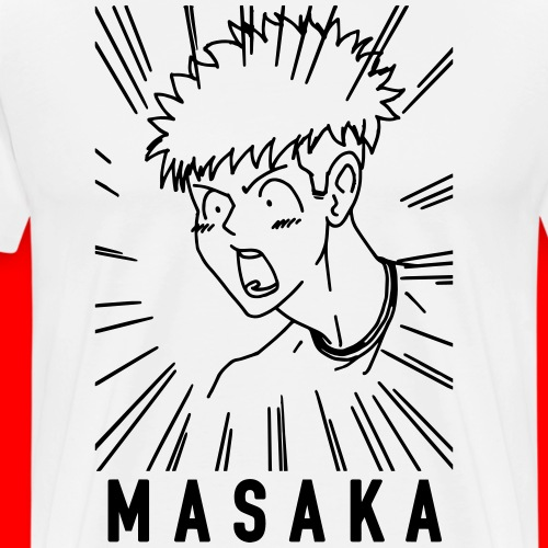 MASAKA - Men's Premium T-Shirt
