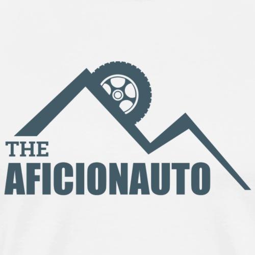 tA wheel mountain - Men's Premium T-Shirt