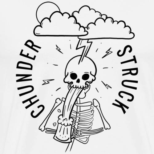 Chunder Struck - Men's Premium T-Shirt