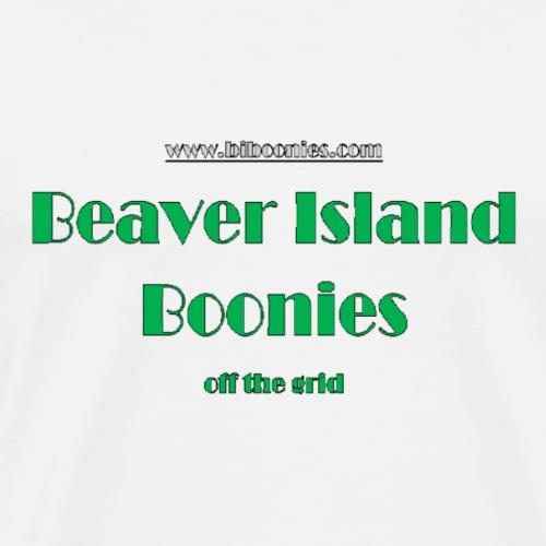BooniesOTG - Men's Premium T-Shirt