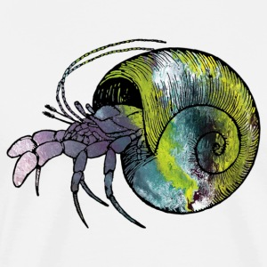 Hermit Crab - Men's Premium T-Shirt