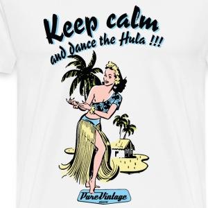 Hula dance - Men's Premium T-Shirt