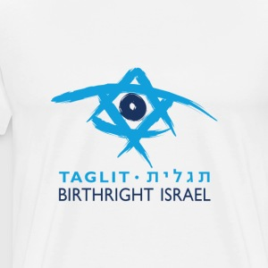 Birthright Israel - Men's Premium T-Shirt