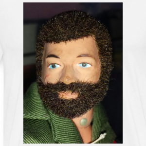 man of action! - Men's Premium T-Shirt
