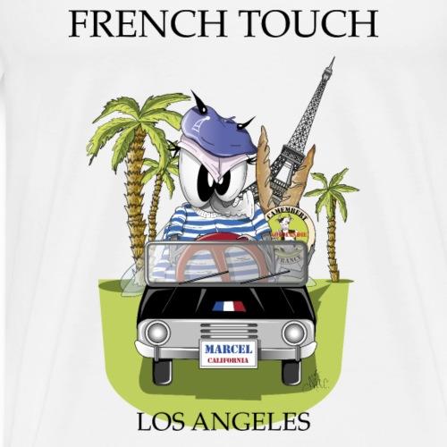 Zanine la Mouche French Touch - Men's Premium T-Shirt