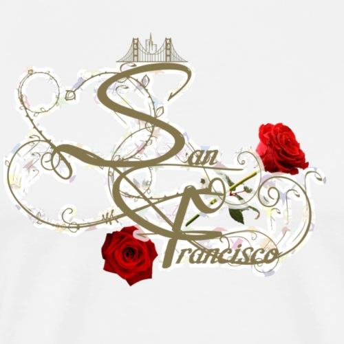 SanFrancisco Love - Men's Premium T-Shirt