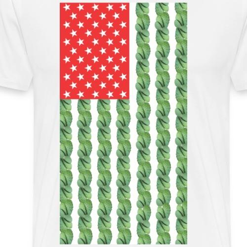Nopales States - Men's Premium T-Shirt